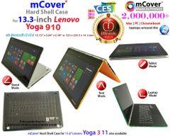 mCover Hard Shell Case for Lenovo YOGA 910 13.9-inch laptop