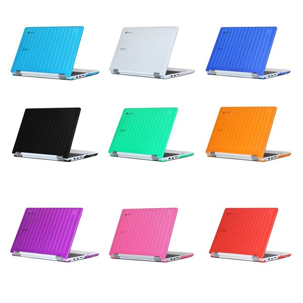 "mCover Hard Shell Case for 13.3"" Acer Chromebook R13 CB5-312T Convertible Laptop (Model: R13 CB5-312T)"
