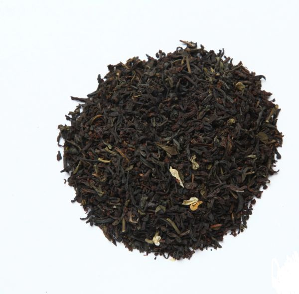 Black & Green Tea with Jasmine Petals