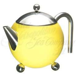 3 Cup Tea Pot with strainer (Sunflower)