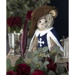 2017 Charlie Bears Mousekateer GALLANT (Limited to 600 Worldwide)