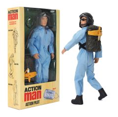 NEW! ACTION MAN Deluxe Action Pilot