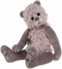HALF PRICE! Charlie Bears Isabelle Mohair BUBBLEGUM 33cm (Limited to 350 Worldwide)
