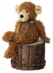 SPECIAL OFFER! Charlie Bears Bearhouse PEVERIL 43cm