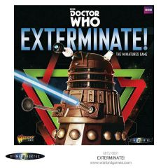 Warlord Games DR WHO EXTERMINATE! In to the Time Vortex Box Game Set