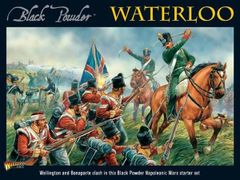 Warlord Games BLACK POWDER Waterloo - Napoleonic Wars 2nd Edition Starter Box Game