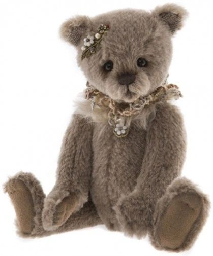 2019 Charlie Bears Isabelle Mohair DESDEMONA 23cm (Limited to 300)