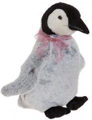 2018 Charlie Bears GOGGLES Penguin 36cm