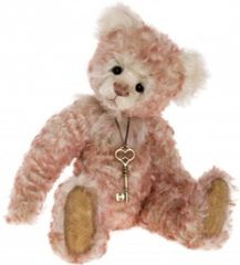 HALF PRICE! Charlie Bears Isabelle Mohair BERGMAN 33cm (Limited to 400 Worldwide)