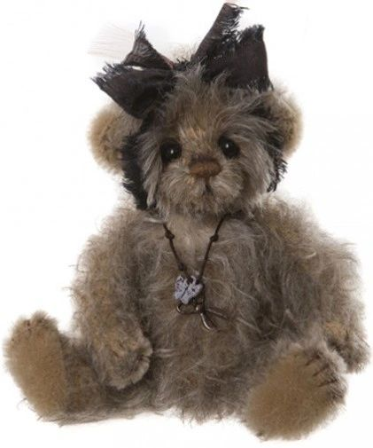 SPECIAL OFFER! 2019 Charlie Bears Minimo MAUDE (Limited to 600) 18cm