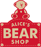 ALICE'S BEAR SHOP