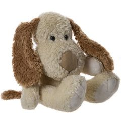 Alice's Bear Shop WELLINGTON the Dog 25cm
