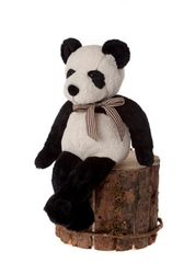 SPECIAL OFFER! Charlie Bears Bearhouse PICKERING Panda