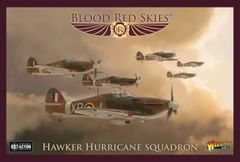 Warlord Games BLOOD RED SKIES Hawker Hurricane Squadron