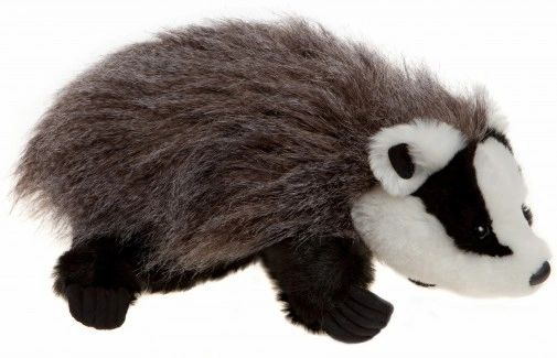 HALF PRICE! Charlie Bears DACHS Badger Hand Puppet