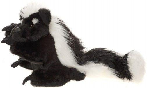 LAST FEW DAYS! Charlie Bears PONGO Skunk Hand Puppet