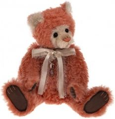 LAST FEW DAYS! Charlie Bears Isabelle Mohair LORENZO 28cm (Limited to 300 Worldwide)