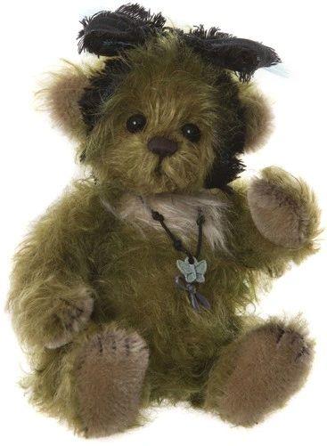 SPECIAL OFFER! 2019 Charlie Bears Minimo MAVIS 18cm
