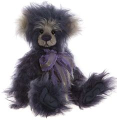 2019 Charlie Bears Isabelle Mohair MIRABELLE 28cm (Limited to 300)