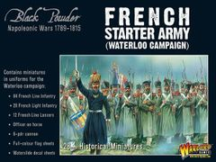 Warlord Games BLACK POWDER Napoleonic French starter army (Waterloo campaign)