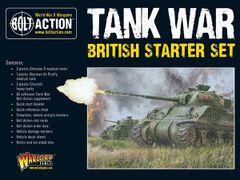 Warlord Games BOLT ACTION Tank War: British starter set
