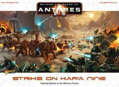 Warlord Games BEYOND THE GATES OF ANTARES Strike on Kar'A Nine