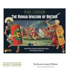 Warlord Games HAIL CAESAR The Roman Invasion of Britian