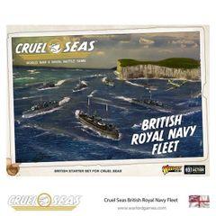 Warlord Games CRUEL SEAS British Royal Navy Fleet