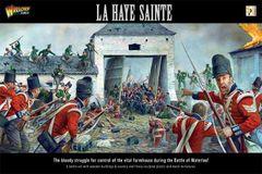 Warlod Games BLACK POWDER La Haye Sainte Battle Set