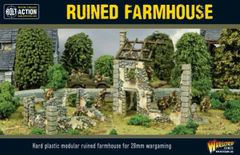 Warlod Games Ruined Farmhouse