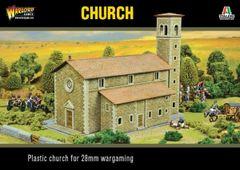 Warlord Games Church (Italeri)