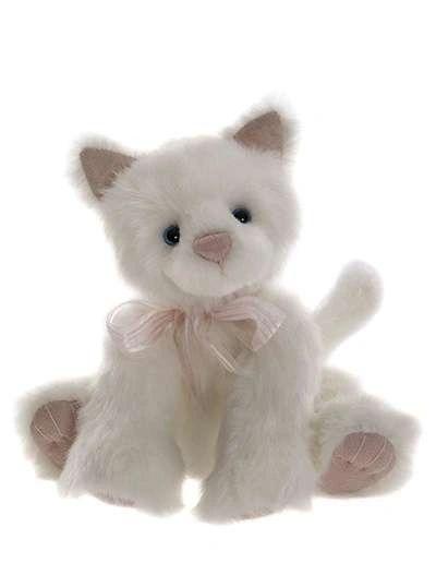 HALF PRICE! 2017 Charlie Bears Winter Wonderland SNOWDROP Cat 26cm