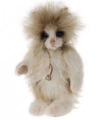 HALF PRICE! 2015 Charlie Bears Minimo BOSS CAT 20cm