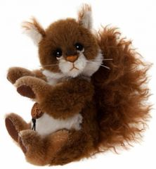 SPECIAL OFFER! Charlie Bears Minimo SCAMPETEER 17cm (Limited to 2000)