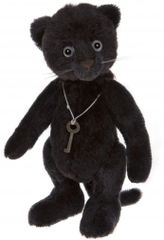 SPECIAL OFFER! Charlie Bears Minimo PANTHEA Panther 19cm (Limited to 1200 Worldwide)
