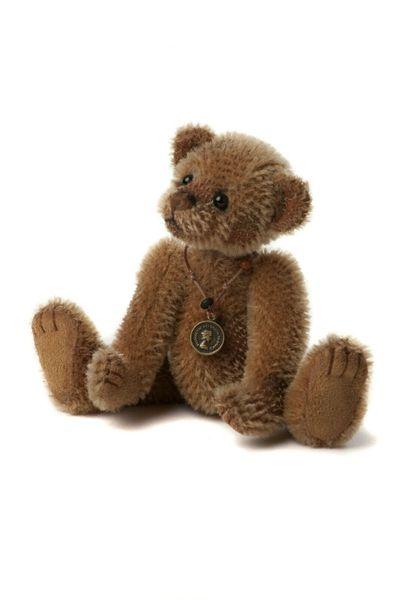 LAST FEW DAYS! Charlie Bears Minimo SCRAP 17cm (Limited to 1200)