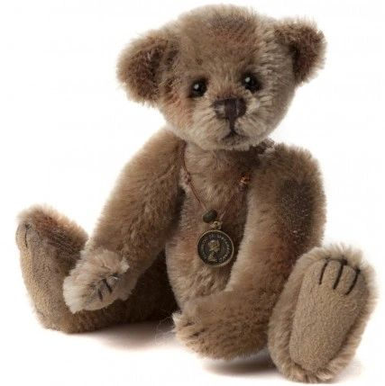 SPECIAL OFFER! Charlie Bears Minimo SNIPPET 17cm (Limited to 2000)