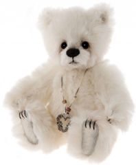 SPECIAL OFFER! Charlie Bears Minimo TIC TAC Polar Bear 18cm (Limited to 1200)