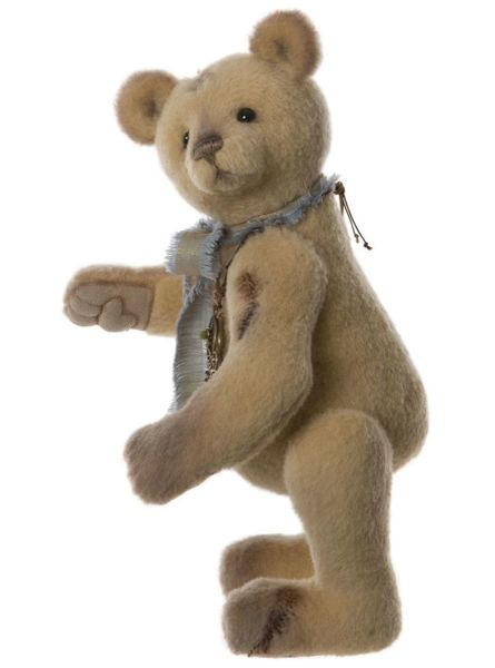 2019 Charlie Bears Isabelle Mohair ALISTAIR 27cm (Limited to 250 Worldwide)