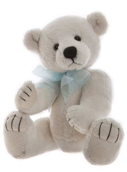 SPECIAL OFFER! 2019 Charlie Bears JOLLIES Teddy Travels bears with Gift Bag 18cm