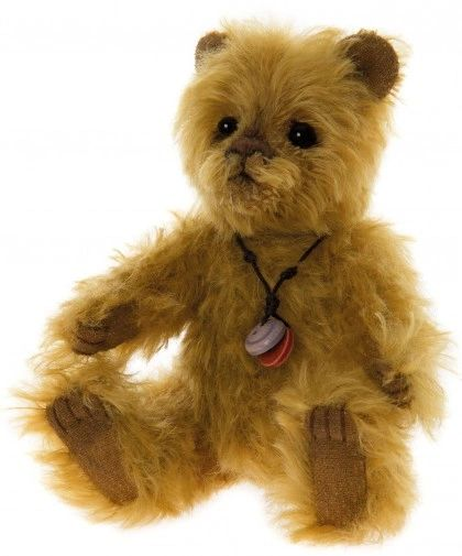 SPECIAL OFFER! Charlie Bears Minimo BUTTERBALL 16cm (Limited to 1200)