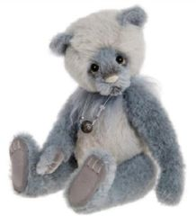 HALF PRICE 2017 Charlie Bears Isabelle Mohair THE LAST BEAR OF CHRISTMAS (Limited Edition 500 Worldwide) 28cm