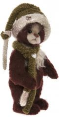 SPECIAL OFFER! 2018 Charlie Bears Isabelle Mohair JINGLE BELL (Limited Edition 300 Worldwide) 24cm