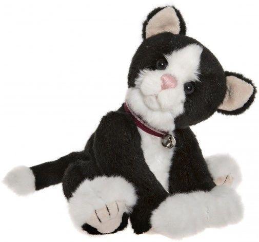 HALF PRICE! 2018 Charlie Bears JINKSY Kitten 24cm