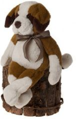HALF PRICE! Charlie Bears Bearhouse DENBIGH Dog 43cm