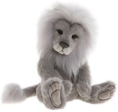 SPECIAL OFFER! 2019 Charlie Bears CLOCK Lion 38cm