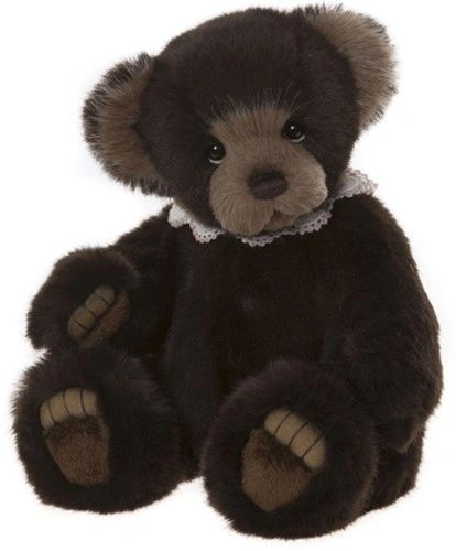 NEW! 2019 Charlie Bears WOODEND 28cm