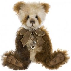 SPECIAL OFFER! Charlie Bears Isabelle Mohair TENNISON 51cm (Limited to 300 Worldwide)