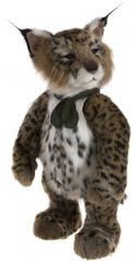 2017 Charlie Bears LAZARUS Lynx 76cm (Limited to 1000 Worldwide)