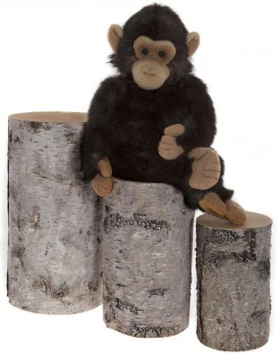 2017 Charlie Bears Bearhouse TANZI Chimpanzee 48cm